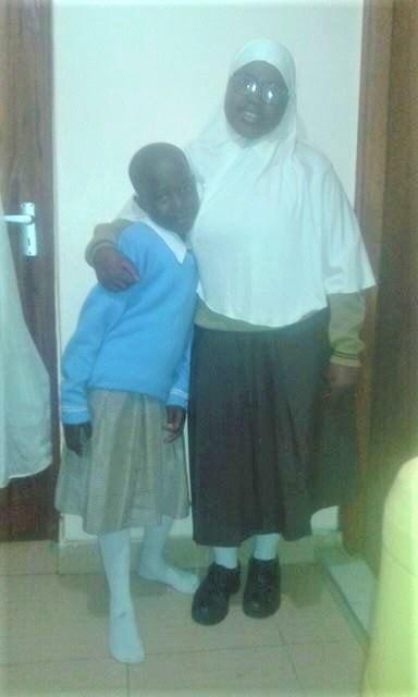 ケニアのボランティア支援
