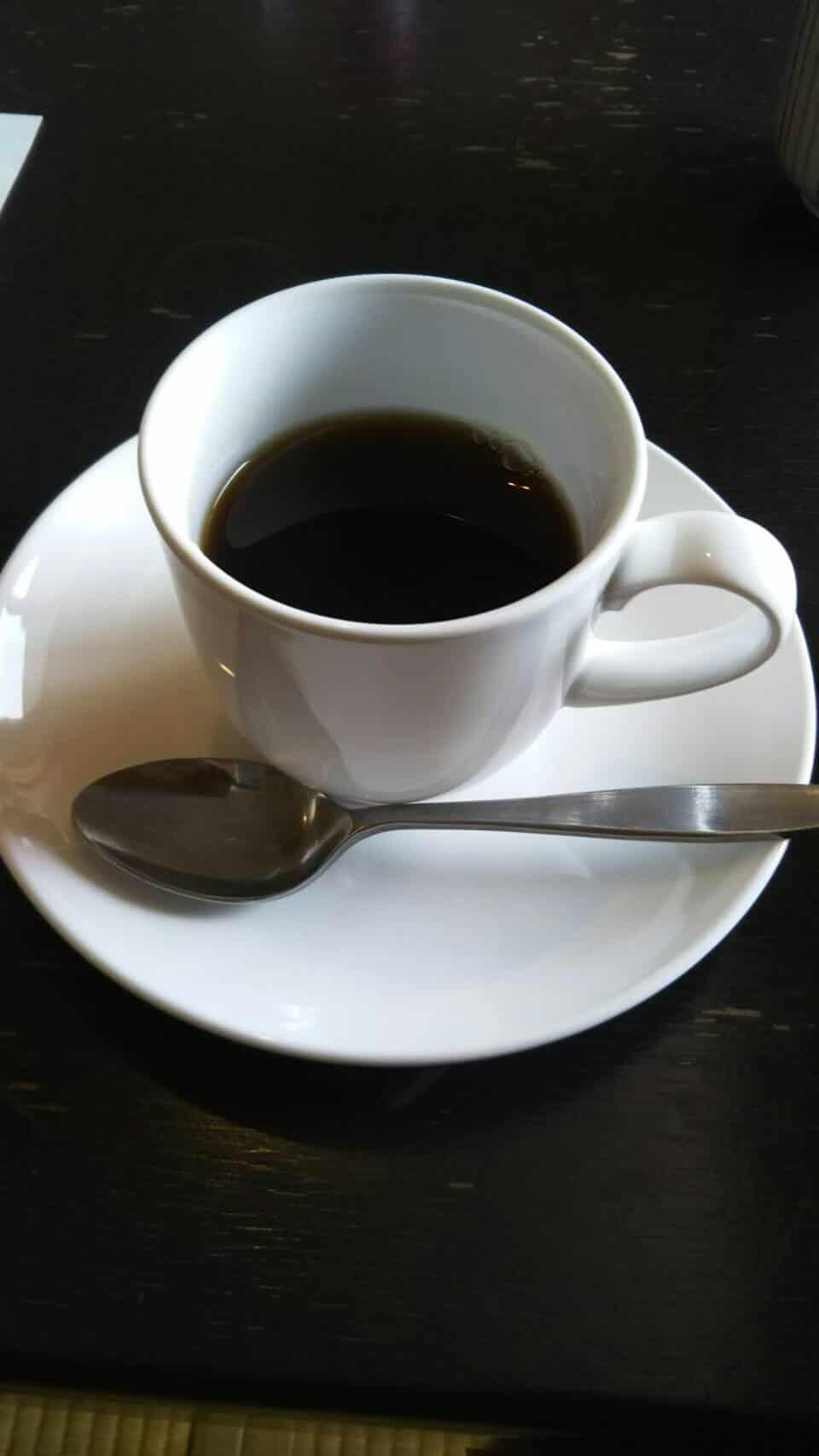 コーヒー蘭丸亭