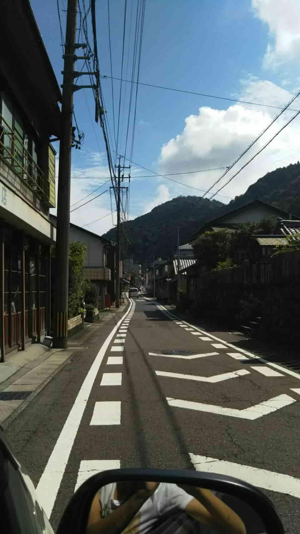 兼山町 道