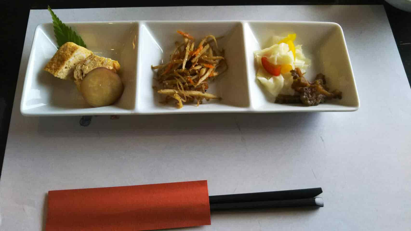蘭丸亭 前菜