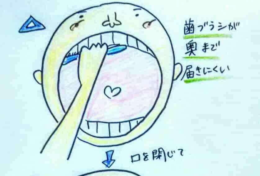 正しい歯磨きの仕方 アイキャッチ